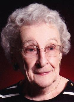 Gladys Schowalter (August 19, 1914-May 10, 2015)