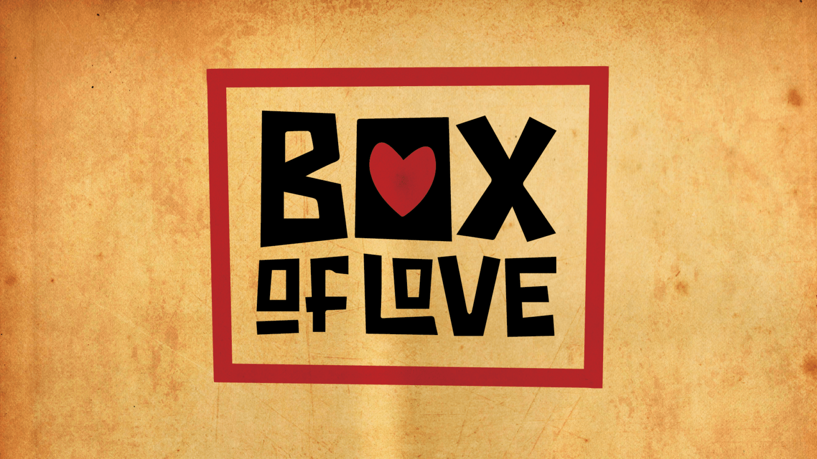 Boxes Of Love Outreach Eastbrook Church