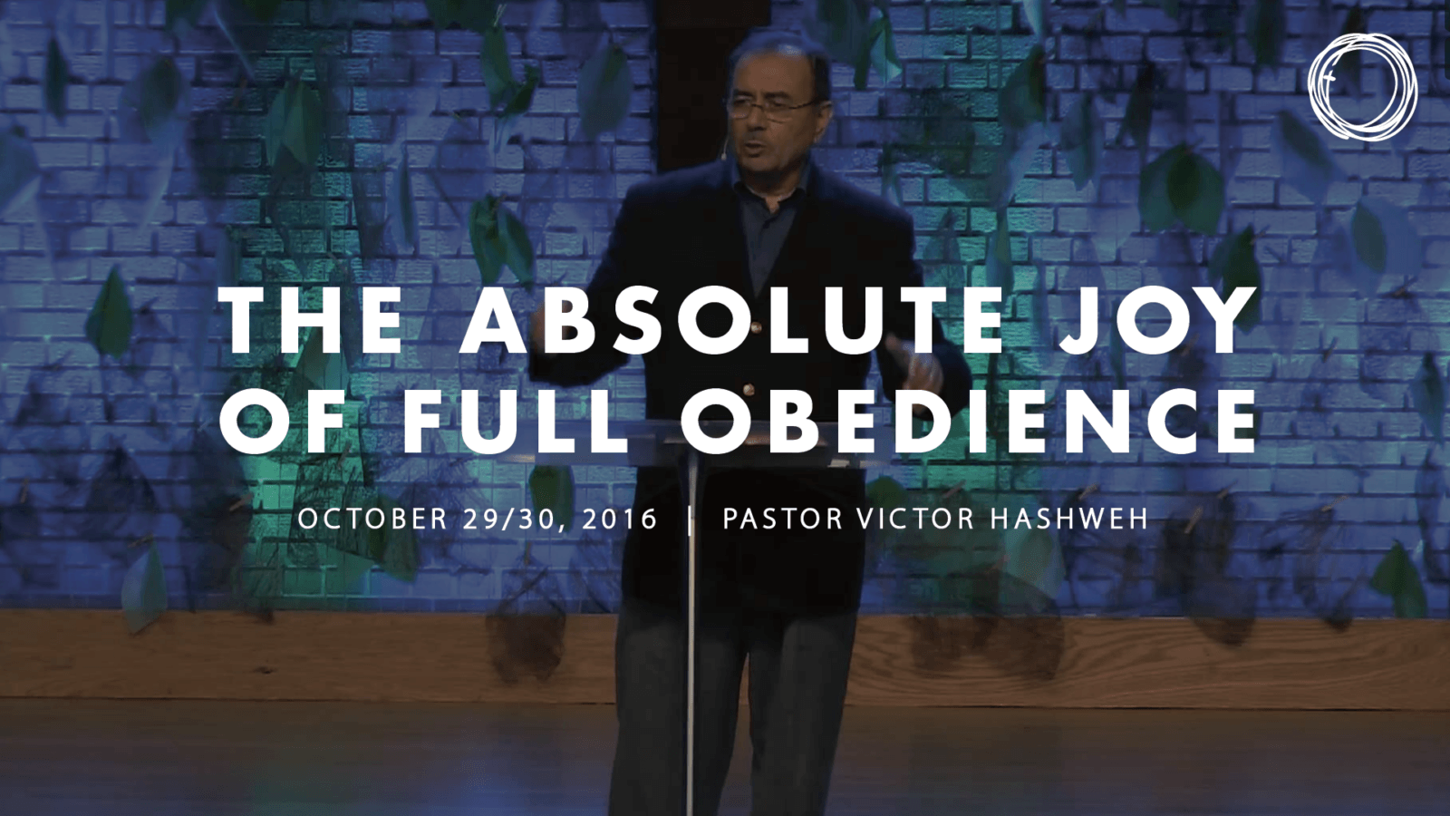 The Absolute Joy of Full Obedience