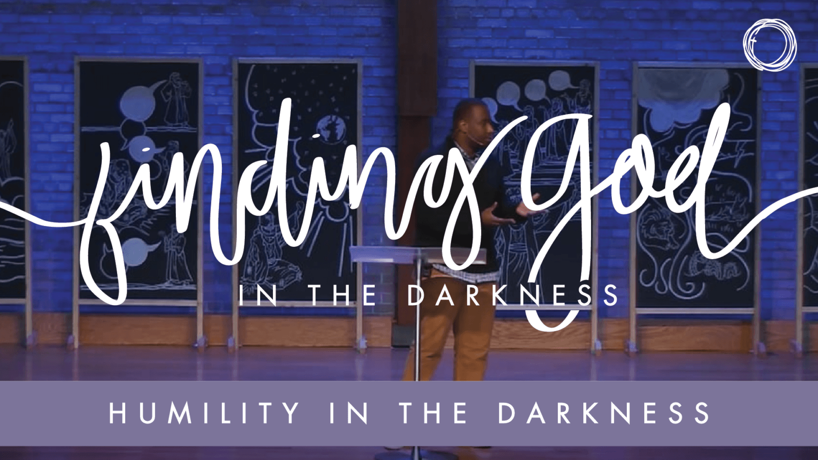 Humility in the Darkness: Job Rebuked Regarding God's Greatness