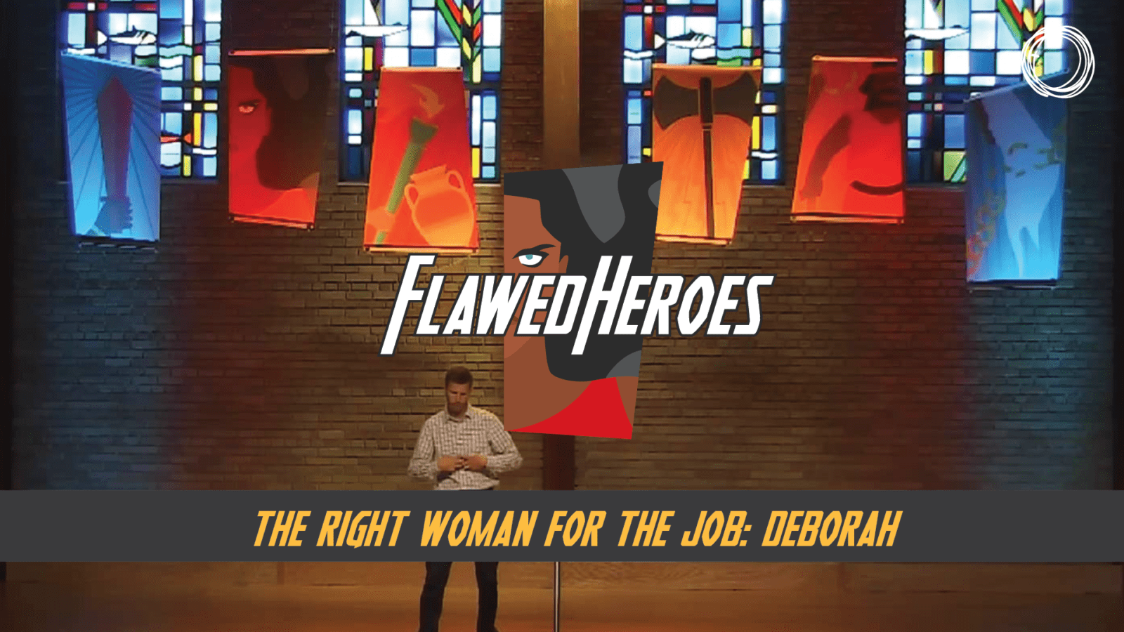The Right Woman for the Job: Deborah