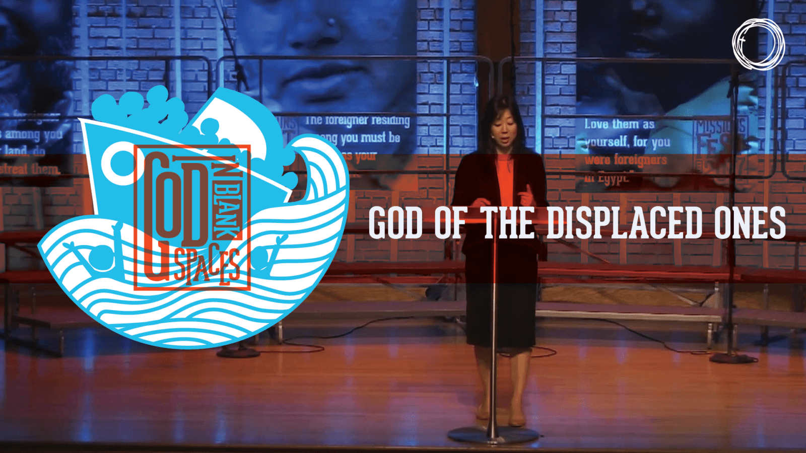 God Of The Displaced Ones Part 1 Eastbrook Church