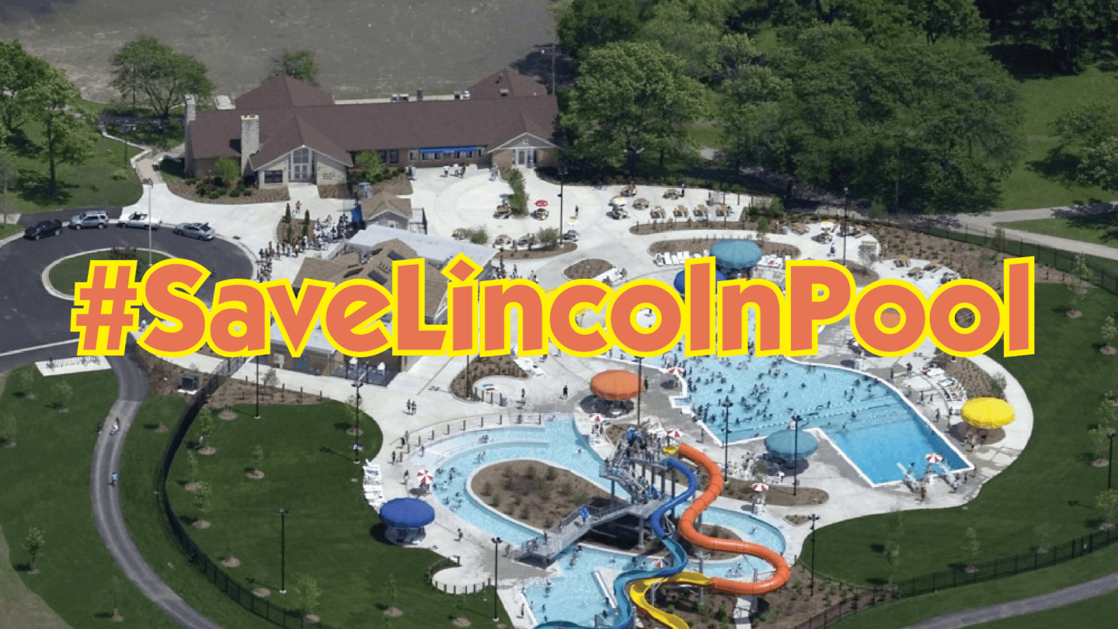 Help Save the Lincoln Park Pool!