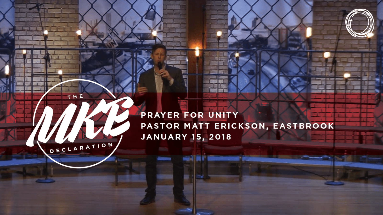 Prayer for Unity