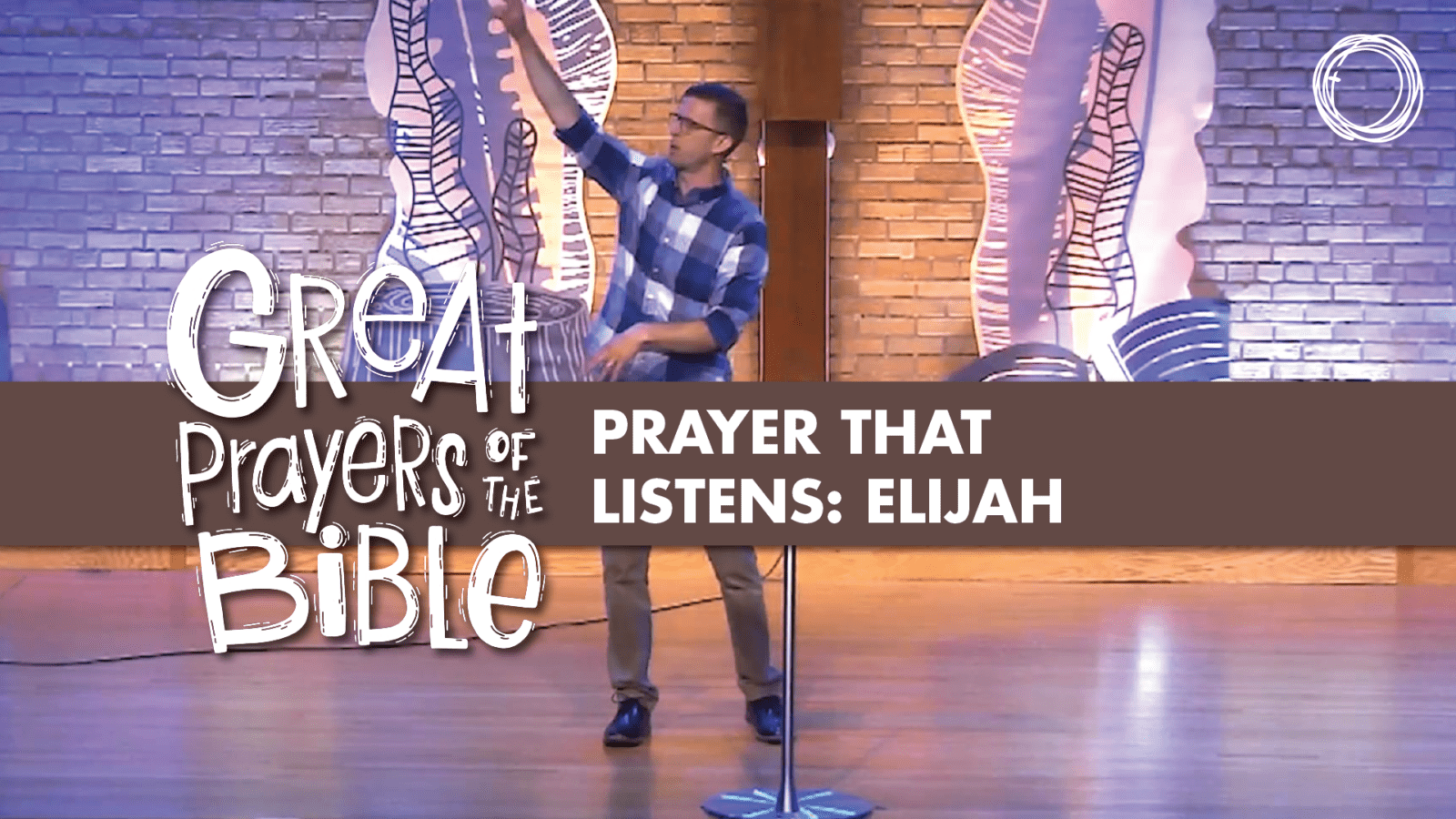 Prayer that Listens: Elijah