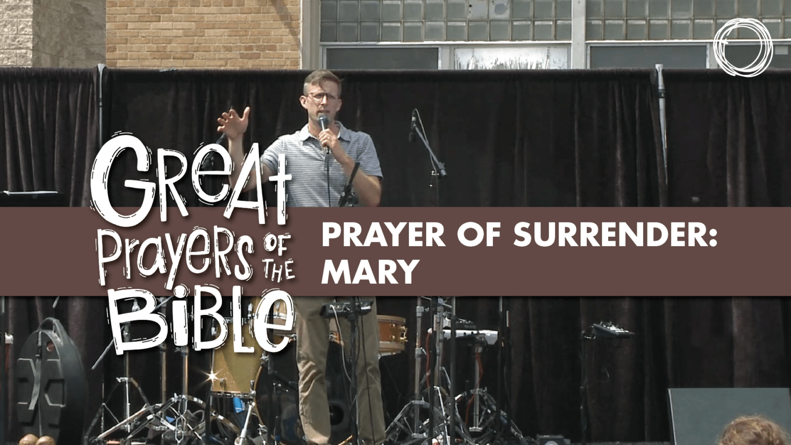 Prayer of Surrender: Mary