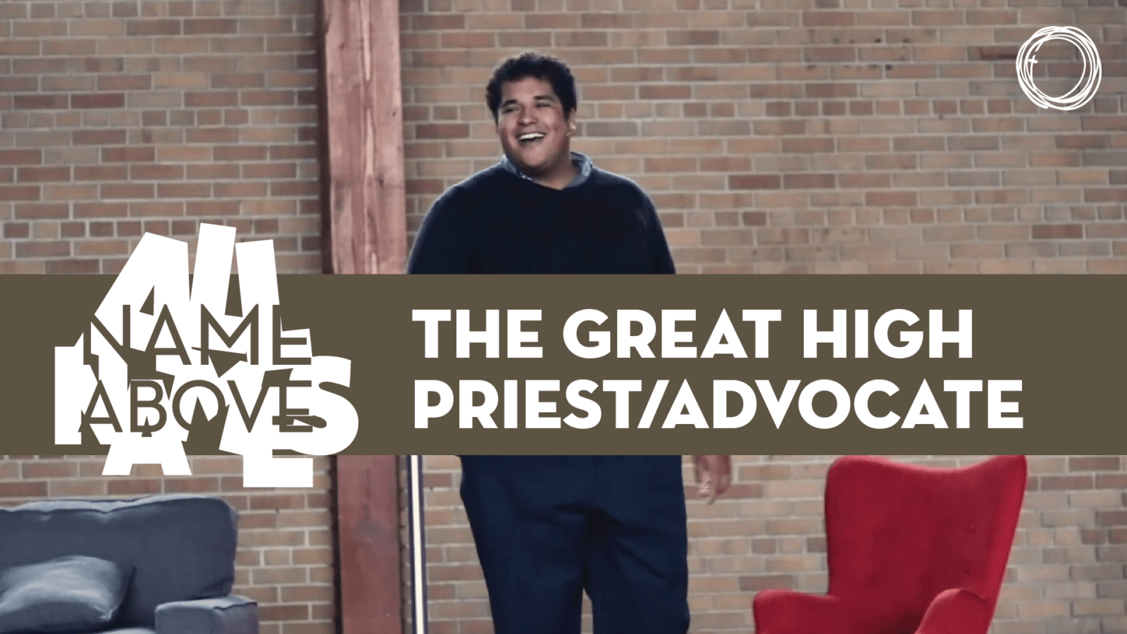 The Great High Priest/Advocate