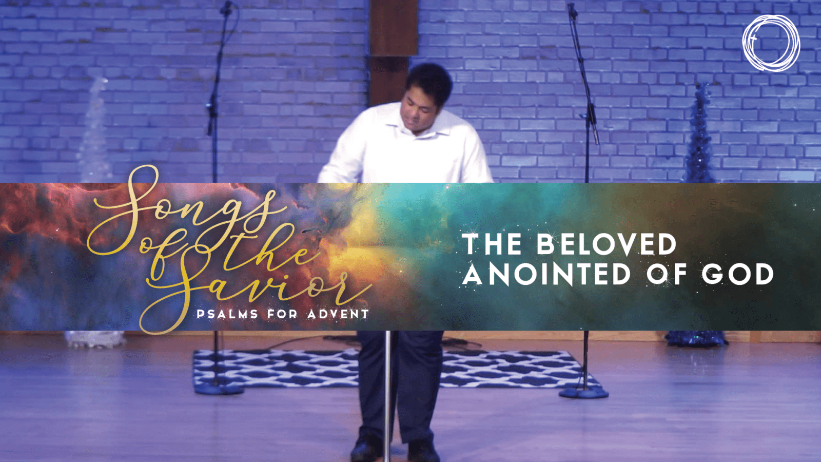The Beloved Anointed of God