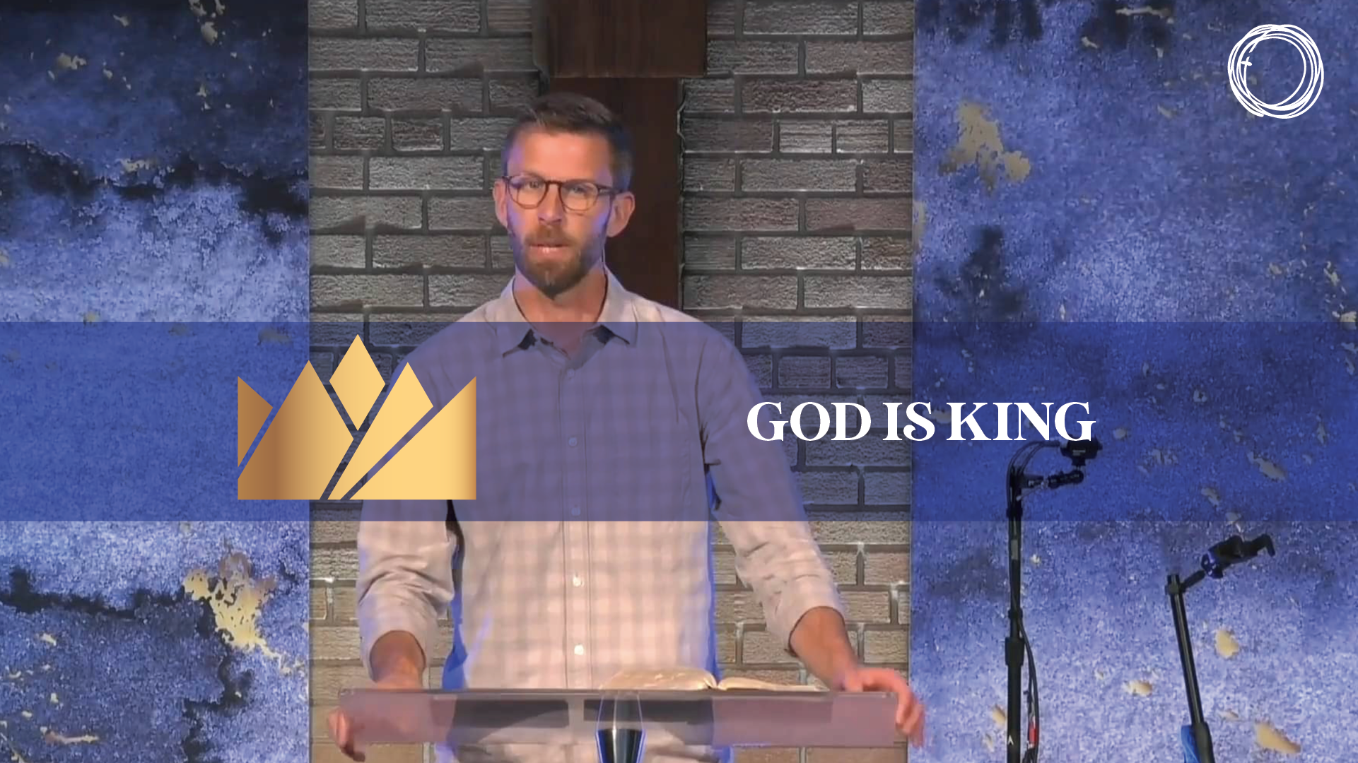 God is King: Tracing the Kingdom of God through the Old Testament
