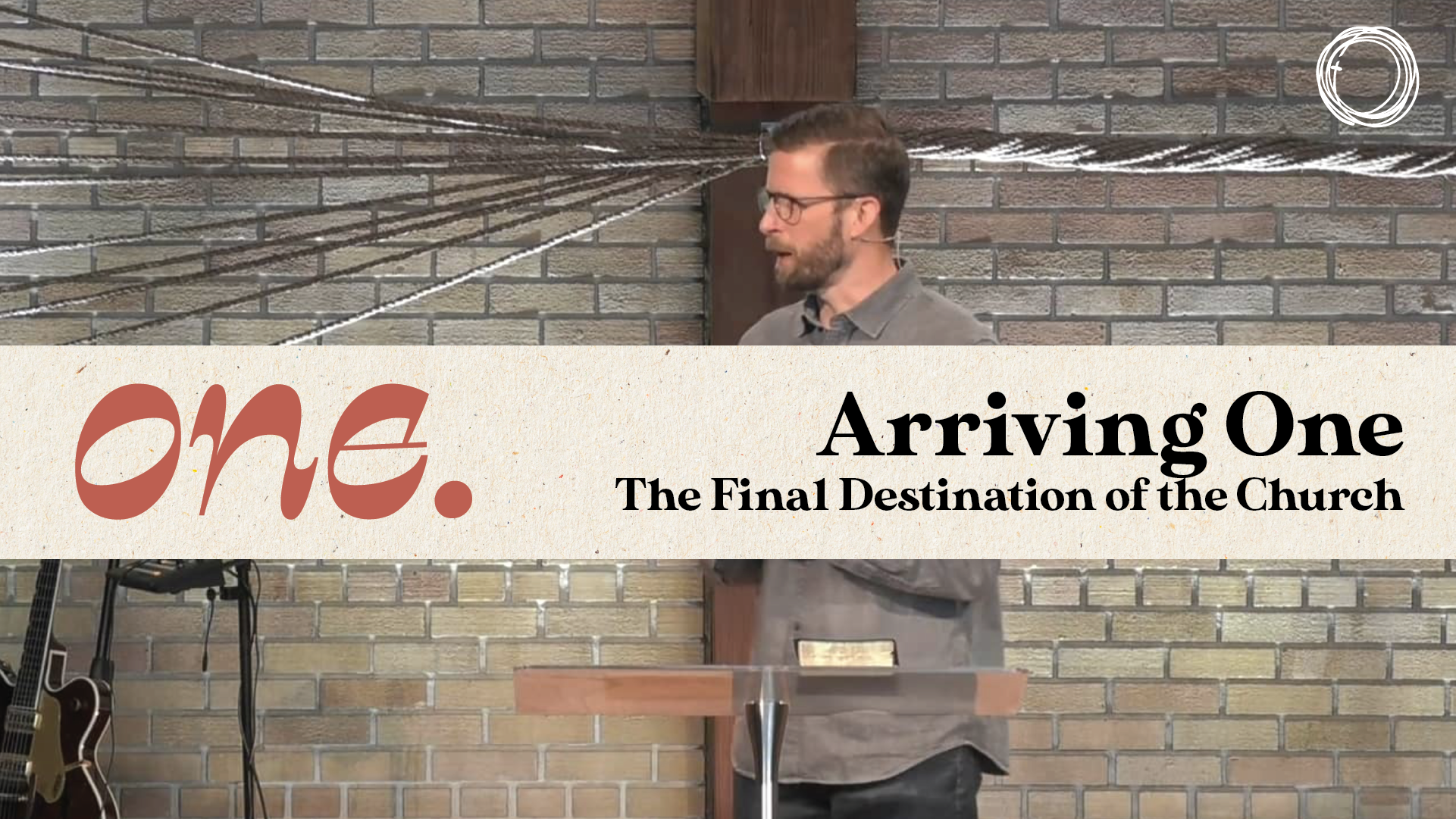 Arriving One: The Final Destination of the Church