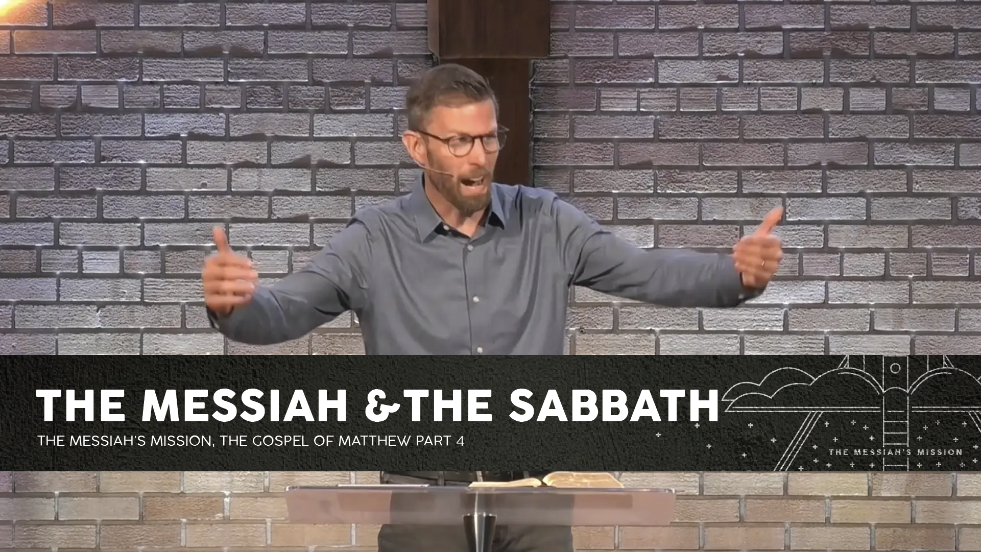The Messiah and the Sabbath