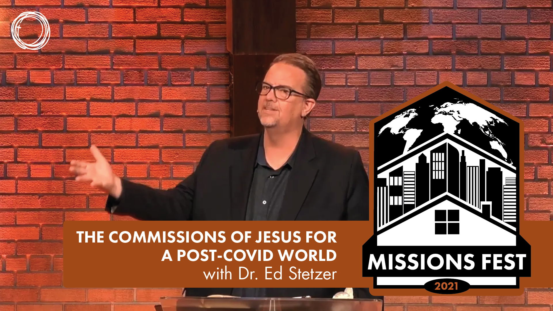 The Commissions of Jesus for a Post-Covid World