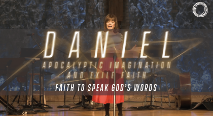 Faith to Speak God's Words