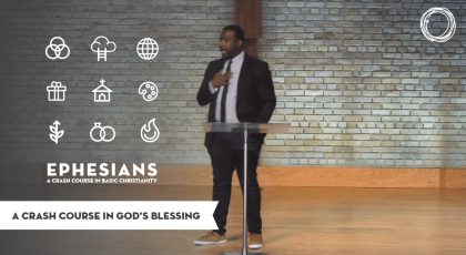 A Crash Course in God's Blessing