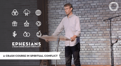 A Crash Course in Spiritual Conflict