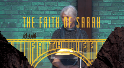 The Faith of Sarah