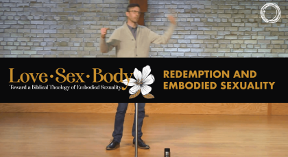 Redemption and Embodied Sexuality