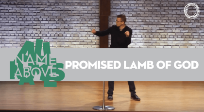 Promised Lamb of God
