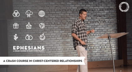 A Crash Course in Christ-Centered Relationships